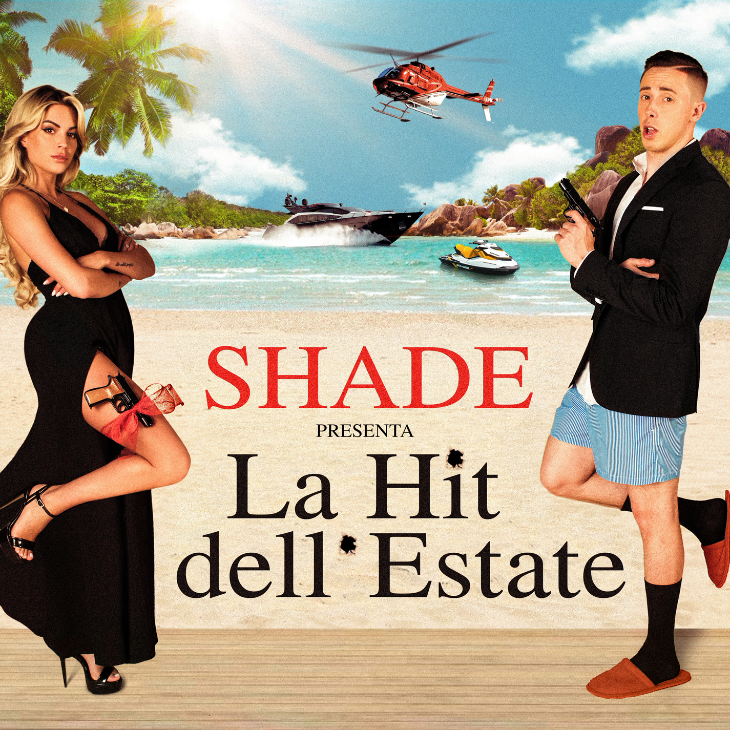 Cover LA HIT DELL'ESTATE